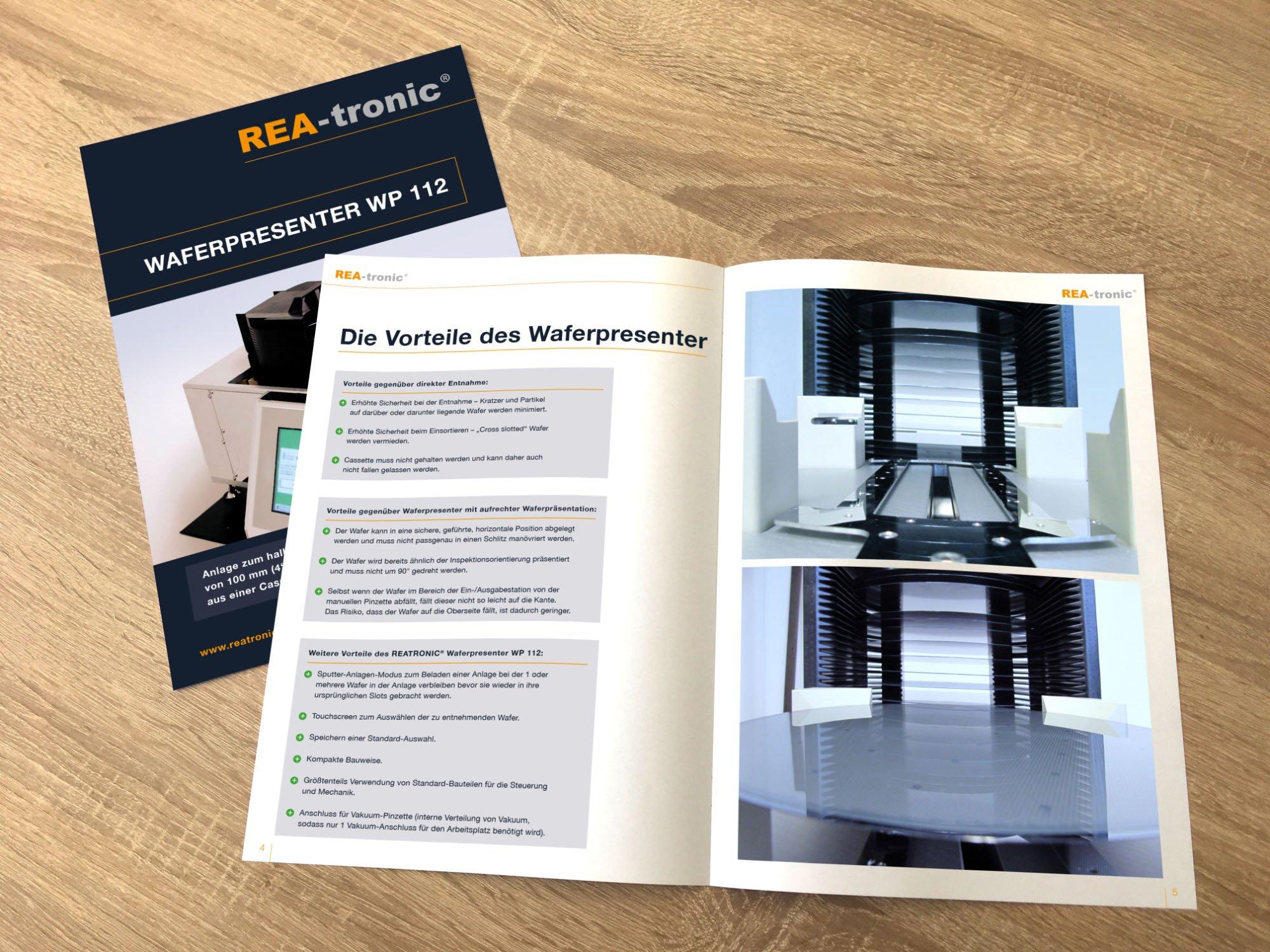 AT-logic Broschüre