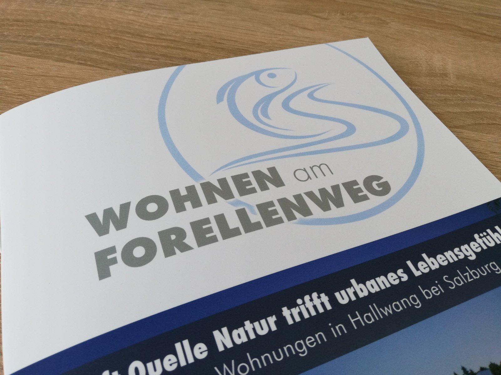 Forellenweg Logo