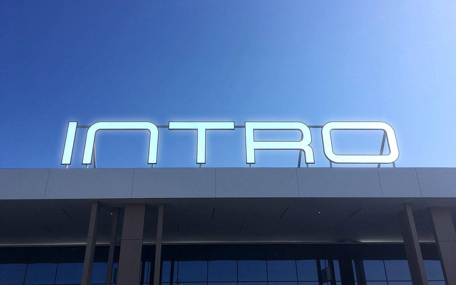 Marke Shoppingcenter INTRO