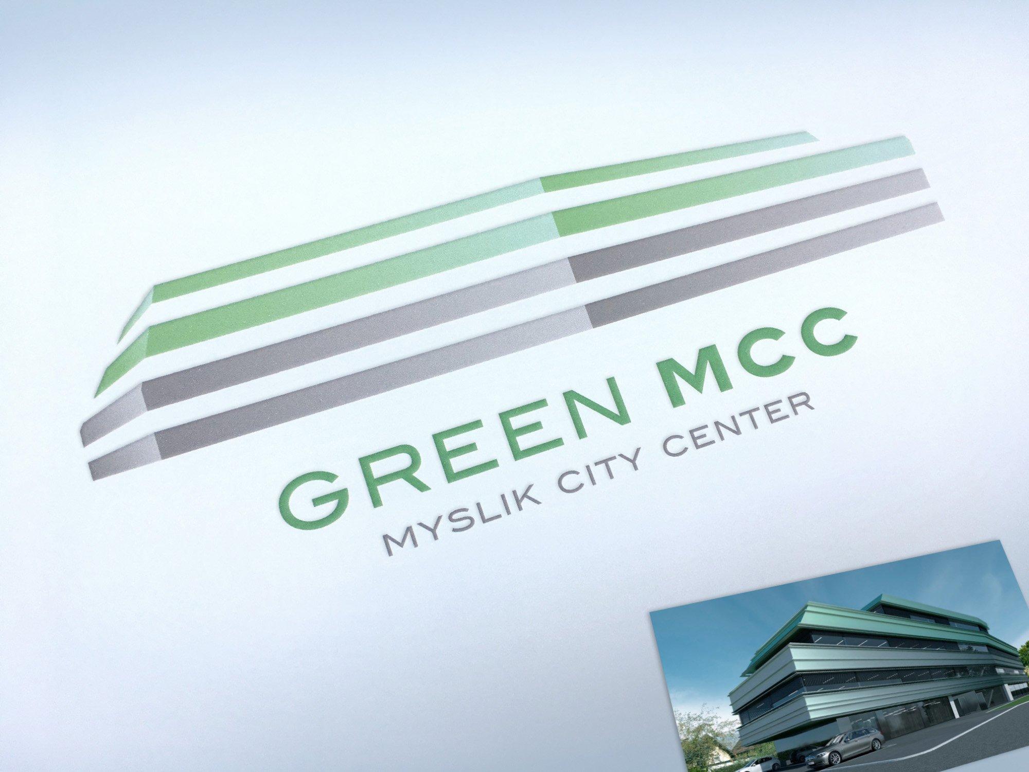 Logo Myslik City Center