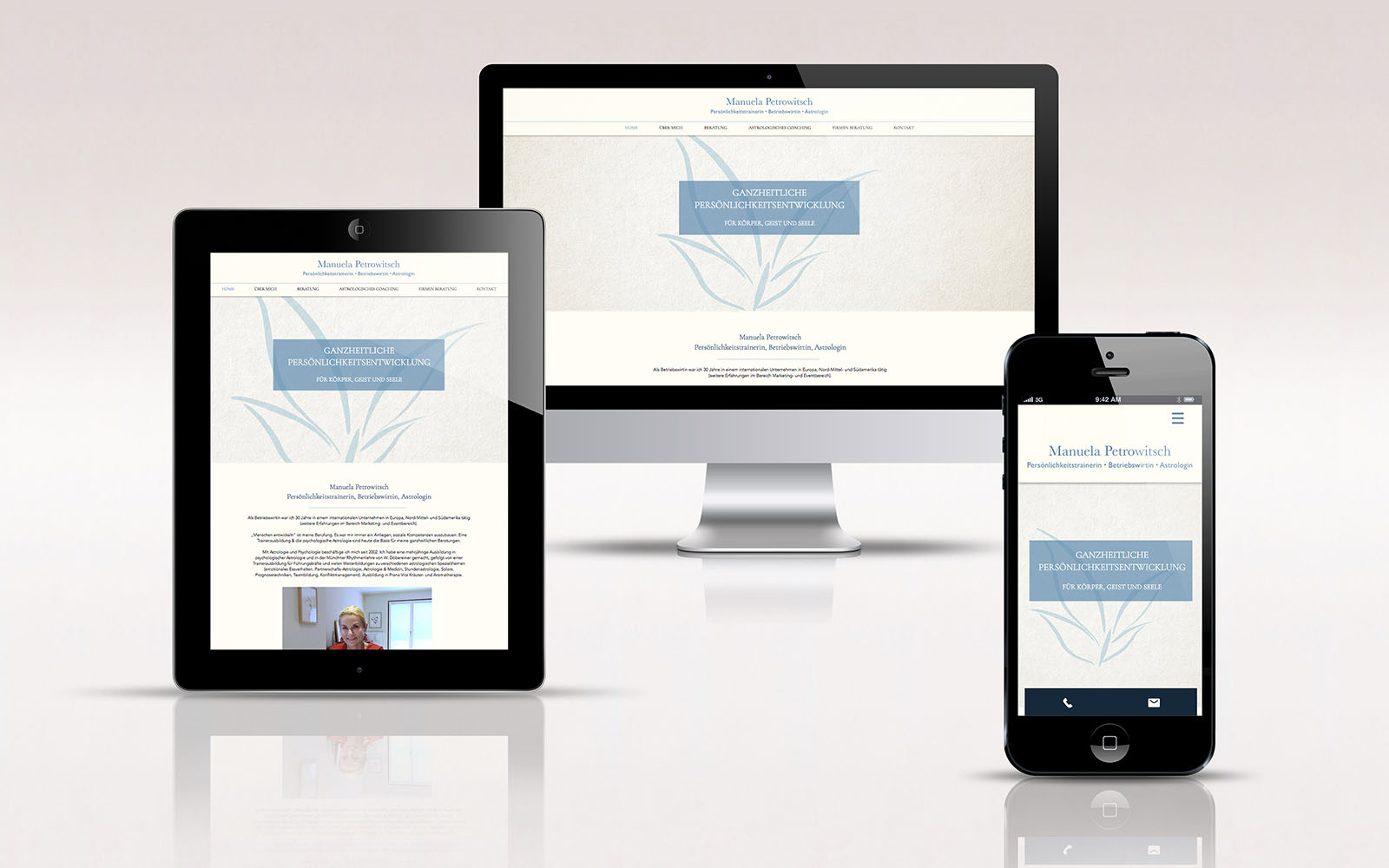 Petrowitsch-Website