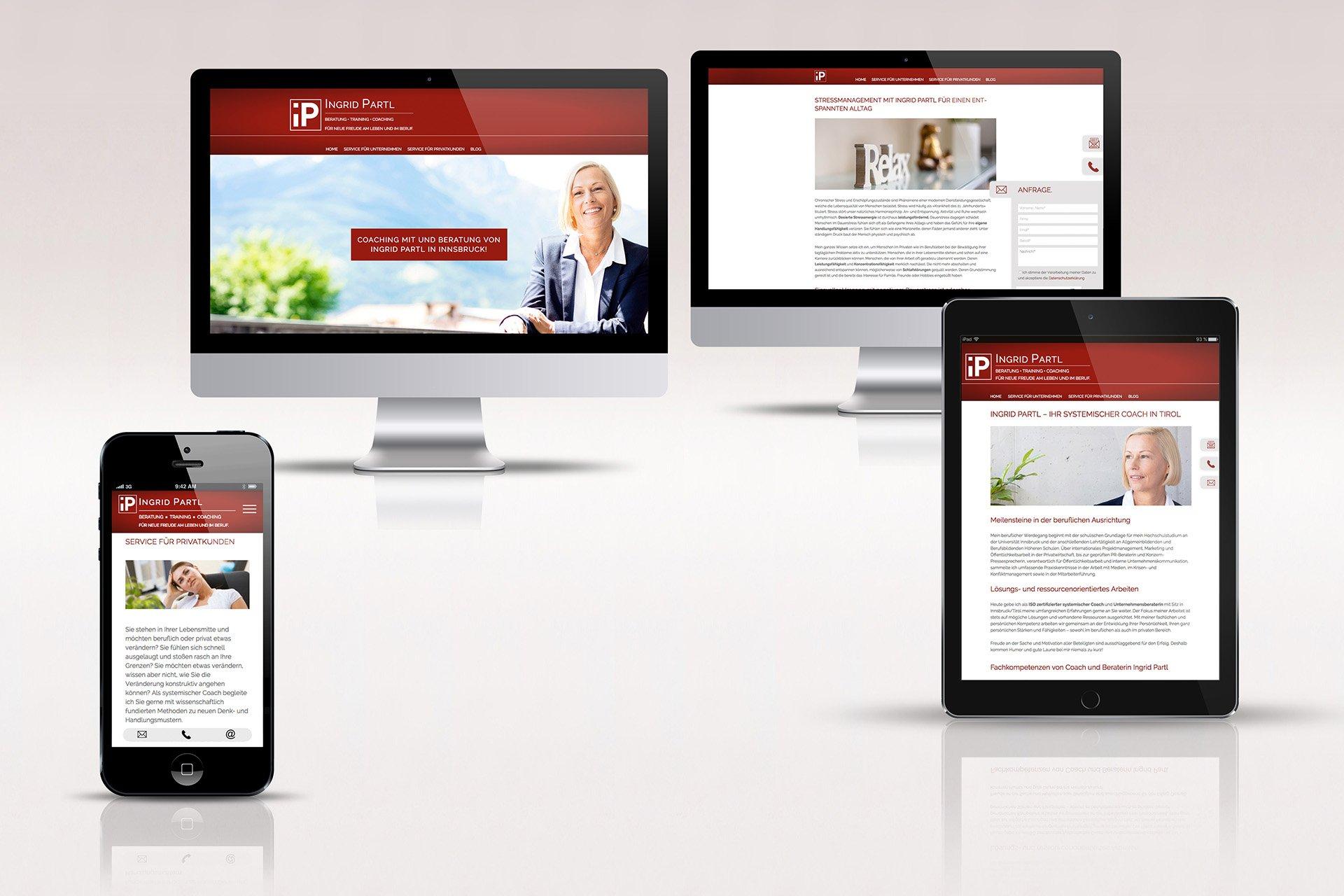 webdesign-Partl